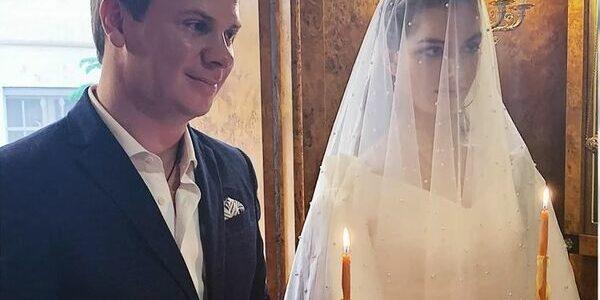 Ведущий программы «Мир наизнанку» женился на «Мисс Украина-2016»
